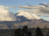 Volcan Cotopaxi, Cotopaxi Province, Central Highlands, Ecuador, South America Photographic Print by Robert Francis