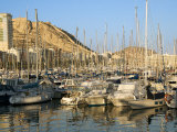 Harbour, Hotel Tryp Gran Sol, Alicante, Valencia Province, Spain Photographic Print by Guy Thouvenin
