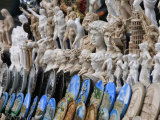Souvenirs for Sale, Rome, Lazio Italy, Europe Photographic Print by  Godong