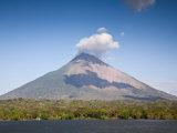 Conception Volcano, Ometepe Island, Nicaragua, Central America Fotografiskt tryck av Jane Sweeney