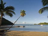 Carlisle Bay Beach, Antigua, Leeward Islands, West Indies, Caribbean, Central America Photographic Print by Nico Tondini