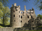 Huntly Castle, Huntly, 10 Miles East of Dufftown, Highlands, Scotland, United Kingdom, Europe Photographic Print by Richard Maschmeyer