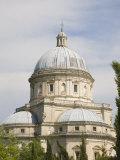 Church of Santa Maria Della Consolazione, Todi, Umbria, Italy, Europe Photographic Print by Angelo Cavalli