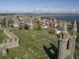 St. Andrews Cathedral, Fife, Scotland, United Kingdom, Europe Photographie par Richard Maschmeyer