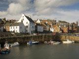 Harbour, Crail, Fife, Scotland, United Kingdom, Europe Photographic Print by Richard Maschmeyer