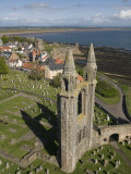 St. Andrews Cathedral, Fife, Scotland, United Kingdom, Europe Photographic Print by Richard Maschmeyer