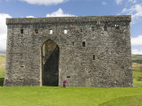 Hermitage Castle, Northeast of Newcastleton, Scotland, United Kingdom, Europe Photographic Print by Richard Maschmeyer