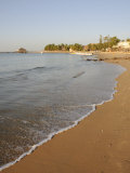 Beach at Saly, Senegal, West Africa, Africa Photographic Print by Robert Harding