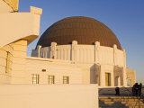 Griffith Observatory, Hollywood, California, United States of America, North America Photographic Print by Richard Cummins