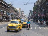 Street Scene, Kolkata, West Bengal, India, Asia Photographic Print by Michael Runkel