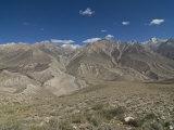 Mountain Landscape of the Hindu Kush, Wakhan Corridor, Afghanistan Photographic Print by Michael Runkel