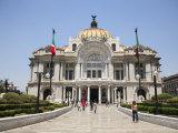 Palacio De Bellas Artes, Concert Hall, Mexico City, Mexico, North America Photographic Print by Wendy Connett
