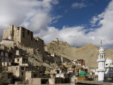 Leh Palace, Leh, Ladakh, India, Asia Photographic Print by James Gritz