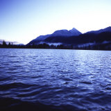 Lake Quinault, Olympic National Park, Washington State, Usa Photographic Print by Aaron McCoy