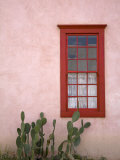 Window, Barrio Historico District, Tucson, Arizona, United States of America, North America Photographic Print by Richard Cummins
