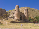 Fortress of Hissar, Tajikistan, Central Asia Photographic Print by Michael Runkel