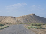 City Walls of the Ancient City Merv, UNESCO World Heritage Site, Turkmenistan, Central Asia, Photographic Print