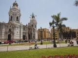 Lima, Peru, South America Fotografie-Druck von Michael DeFreitas
