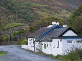 Traditional Cottage in Snowdonia National Park, Wales, United Kingdom, Europe Photographic Print by John Woodworth