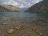 Sary Chelek UNESCO Biosphere Reserve, Kyrgyzstan, Central Asia Photographic Print by Michael Runkel