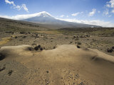 Volcan Chimborazo, Chimborazo Province, Central Highlands, Ecuador, South America Photographic Print by Robert Francis