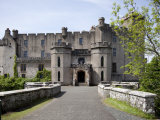 Dunvegan Castle, Isle of Skye, Scotland, United Kingdom, Europe Photographic Print by Nick Servian