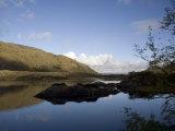 Lower Loch, Killarney, County Kerry, Munster, Republic of Ireland, Europe Fotografisk tryk af Oliviero Olivieri
