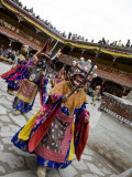 Hemis Festival, Lama Dancing, Ladakh, India, Asia Photographic Print by James Gritz
