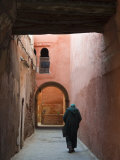 Street in the Souk, Medina, Marrakech (Marrakesh), Morocco, North Africa, Africa Photographic Print by Nico Tondini