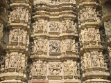 Kandariya Mahadeva Temple, Largest of the Chandela Temples, Khajuraho, Madhya Pradesh State, India Photographic Print by Tony Waltham