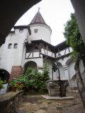 Bran Castle (Dracula Castle), Bran, Transylvania, Romania, Europe Photographic Print by Marco Cristofori