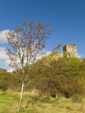 Dolwyddelan Castle, Dolwyddelan, Nr Betws Y Coed, Snowdonia National Park, Wales, United Kingdom Photographic Print by John Woodworth