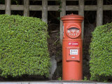 Japanese Post Box, Japan, Asia Photographic Print by John Woodworth