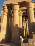 Temple of Kom Ombo, Kom Ombo, Egypt, North Africa, Africa Photographic Print by Michael DeFreitas