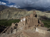 Basgo, Ladakh, India, Asia Photographic Print by James Gritz