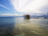 Carenero Island (Isla Carenero), Bocas Del Toro Province, Panama, Central America Photographic Print by Jane Sweeney