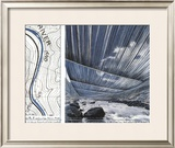 Over the River, project for the Arkansas River Print by  Christo