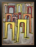 Viaducts Break Ranks Art by Paul Klee