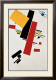 Dynamischer Suprematismus Nr. 57, c.1916 Posters by Kasimir Malevich