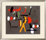 Peinture Collage Prints by Joan Miró