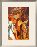 L'Amitie, c.1908 Prints by Pablo Picasso