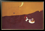 The Hare, Paysage le Lievre, Autumn 1927 Prints by Joan Miró