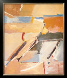 Berkeley No. 8 Posters by Richard Diebenkorn
