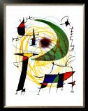 Lune Verte Poster by Joan Miró