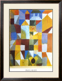 Composition with Yellow Art by Paul Klee
