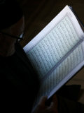 Koran Reading, Geneva, Switzerland, Europe Photographic Print by  Godong