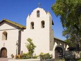 Old Mission Santa Ines, Solvang, Santa Barbara County, Central California Photographic Print by Richard Cummins