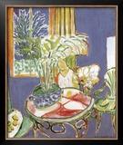 Petit Interieur Bleu, 1947 Prints by Henri Matisse