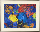 Motion Prints by Ernst  Wilhelm Nay