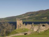 Castle Urquhart. Loch Ness, Highlands, Scotland, United Kingdom, Europe Photographic Print by Richard Maschmeyer